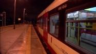 Odjazd pociągu ze stacji