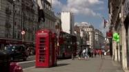 Ulica Strand w Londynie