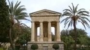 Pomnik Alexandra Balla w Valletcie