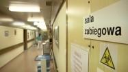 Sala zabiegowa w szpitalu