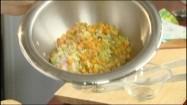 Podsmażone warzywa