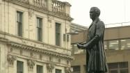 Pomnik Roberta Peela w Glasgow