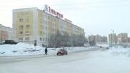 Zima w Murmańsku