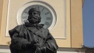 Giuseppe Garibaldi - pomnik w Parmie