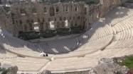 Odeon Heroda Attyka w Atenach