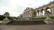 Glorieta w ogrodach wiedeńskiego pałacu Schönbrunn