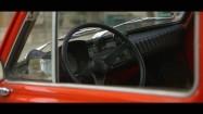 Fiat 126p - kierownica