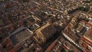 Zabudowania Almagro w Hiszpanii