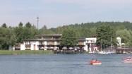 Hotel nad jeziorem Ukiel w Olsztynie