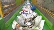 Śmieci na taśmociągu