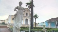 Architektura miasta Trinidad na Kubie