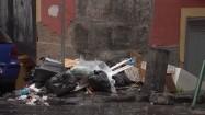 Śmieci na ulicy
