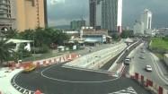 Przejazd kolejką miejską w Kuala Lumpur