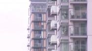 Blok mieszkalny w Blackpool