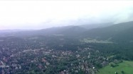 Panorama Zakopanego