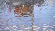 Łódź na wodzie