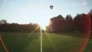 Balon nad boiskiem