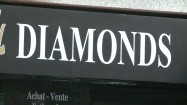 """Napis """"Diamonds"""""""
