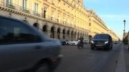 Ruch uliczny w Paryżu
