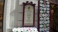 Sklep w pamiątkami w Wiedniu