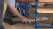 Nowe ławki szkolne