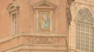 "Mozaika ""Mater Ecclesiae"" w Watykanie"