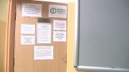 Drzwi do gabinetu lekarza