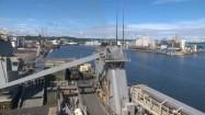 Amerykański okręt USS Oak Hill
