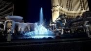 Fontanny w Las Vegas