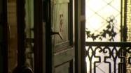 Drzwi w środku Palazzo Spadaro w Scicli