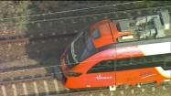 Pociąg kolei podmiejskiej