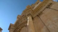 Wejście do kościoła Michała Archanioła w Scicli