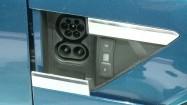 Audi A3 E-Tron - panel do ładowania elektrycznego
