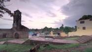 Ruiny kościoła w Trinidadzie na Kubie