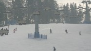 Stok narciarski w Suchem