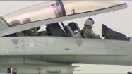 Kokpit samolotu F-16