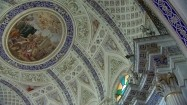 Wnętrze kościoła św. Jana Ewangelisty w Scicli