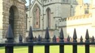 Budynek All Souls College w Oksfordzie