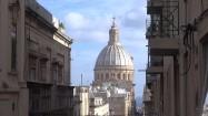 Bazylika Matki Bożej z Góry Karmel w Valletcie - kopuła