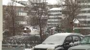 Reykjavik zimą
