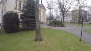 Gmach Trybunału Konstytucyjnego w Warszawie