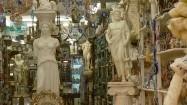 Sklep z pamiątkami w Atenach