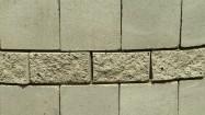 Ogrodzenie z betonowych bloczków