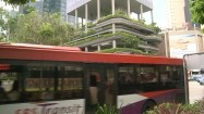 Ruch uliczny w Singapurze