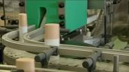 Linia produkcyjna kosmetyków