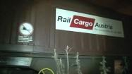 Pociąg transportujący wagony metra