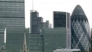 City of London - główna dzielnica finansowa Londynu