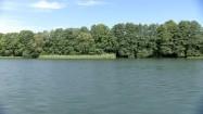 Jezioro Ukiel w Olsztynie