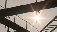 Metalowa konstrukcja