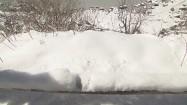 Morskie Oko zimą